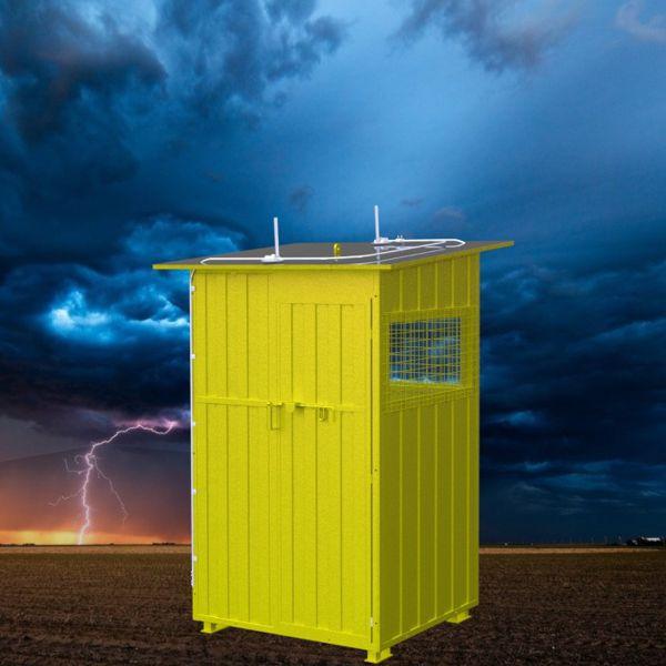 Refugio anti-tormentas